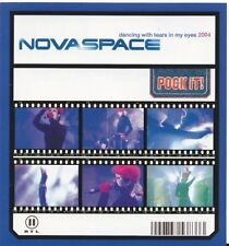 Novaspace Dancing with tears in my eyes 2004 (3''-pock it) [Maxi-CD]