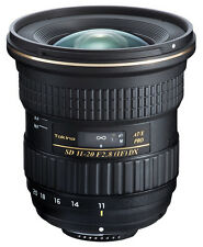 Tokina At-x 11 - 20 Mm F2.8 Pro DX Lens for Nikon Camera