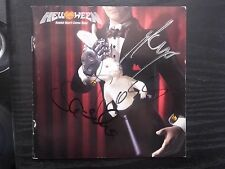 Helloween - Rabbit Don't Come Easy - SIGNED Booklet ONLY