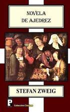 Novela de Ajedrez by Stefan Zweig (2013, Paperback)