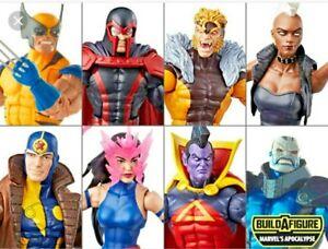 Marvel Legends X-Men Apocalypse BAF Wave 3 - Gladiator, Psylocke, Magneto, etc..