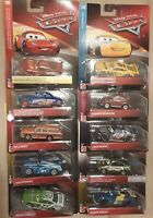 Disney Pixar Cars Lot Of 10 Smoke Free Home NIB