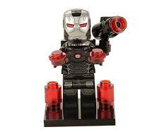 Iron Man War Machine Minifigure figure toy movie Custom Comic AVENGERS