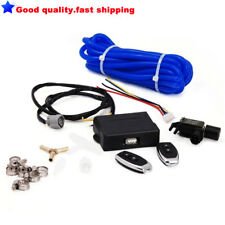 Wireless Remote Vacuum Exhaust Cutout Valve Controller SET With 2 Remotes