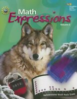 Math Expressions, Volume 2 (Math Expressions Common C... by Houghton Mifflin Har