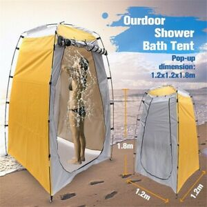 Portable Privacy Tent Shower Tent Folding Removable Dressing Room outdoor