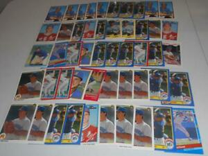 1988-1990 Topps-Upper Deck lot of 50 TINO MARTINEZ RCs Rookie! MARINERS! $$$