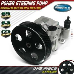 Power Steering Pump for Audi A4 B8 A5 8T3 8TA 8F7 1.8 TFSI 2.0 TFSI 8K0145153F