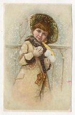 DENVER CO TRADE CARD, A HART TOYS, CANDY, CIGARS & TOBACCO STORE or SHOP  TC1561