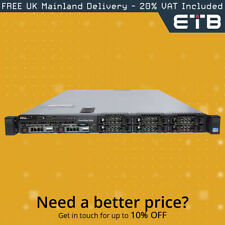 """Dell PowerEdge R420 1x8 2.5"""" Hard Drives - Build Your Own Server"""