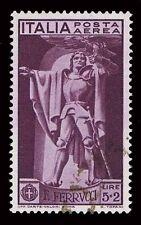 1930 ITALY #C22 AIRMAIL - WATERMARK 140 - USED - VF - CV$130.00 (ESP#1365)