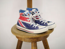 Converse All Star Chuks The Who England Flag 2008 Yearhour Limited Edition EU 38