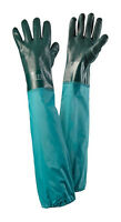 Briers Drain & Pond Glove PVC Waterproof Full Arm Protection Elasticated Top