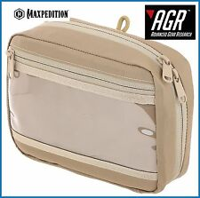 Maxpedition Advanced Gear Research IMP Individual  First Aid Pouch Tan IMPTAN