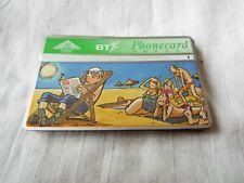 BT PHONE CARD #207