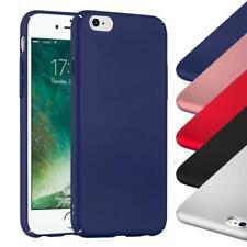 Hard Case for OnePlus Protection Cover Metallic matt colors Bumper TPU