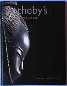 African and Oceanic Art - Sotheby's New York - November 11, 2005