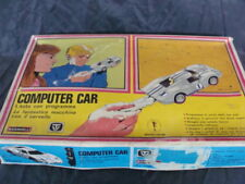 COMPUTER CAR BARAVELLI AUTO FORD MARK 4 OLD TOYS GIOCATTOLO D'EPOCA CON BOX