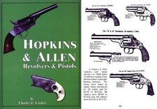 Hopkins & Allen Revolvers and Pistols - Carder