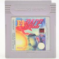 F-1 Race | Nintendo Game Boy Spiel | GameBoy Classic Modul | Gut