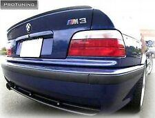 BMW E36 Saloon Limo 4 Doors Boot Trunk Spoiler Lip Wing Trim Lid M3 M tech M 3