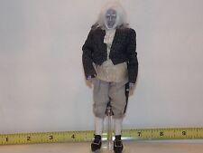 Jacob Marley Ghost CHARACTER Man Artist Dollhouse Miniature A Christmas Carol
