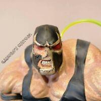 Sideshow Bane Premium Format Custom Battle Damage Head BATMAN no P1 Xm