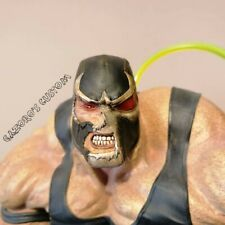 Sideshow Bane Premium Format Statue Custom Battle Damage Head BATMAN no Prime1