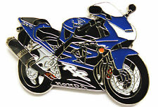 Blue Motorcycle Badges and Patches
