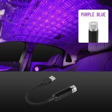 Luci LED per interni Auto atmosfera luci USB