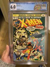 X-Men #94 Official CGC 6.0 Marvel (Aug, '75) New X-Men Begin!!