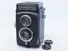 Rolleicord II Model 4 TLR 120 Roll Film Camera. Stock No u10150