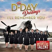 The D Day Darlings - Ill Remember You [CD]