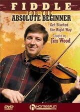 Fiddle for the Absolute Beginner [New DVD]