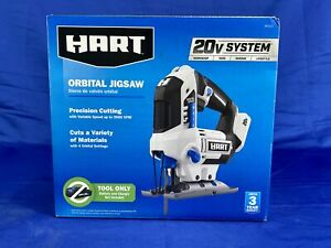 Hart HPJS01 20V Orbital Jigsaw - Tool Only (34901-2)