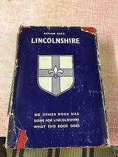 Arthur Mees The Kings England - Lincolnshire