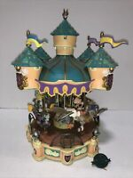 Disney's Sir Mickey to the Rescue Carousel by Enesco, Once Upon a Dream