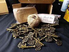 50 piece Wedding Favor Box With Keys. New