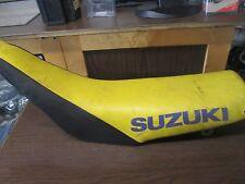 1990 Suzuki RMX 250 Seat Pan