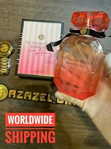 Victoria's Secret Bombshell 3.4oz/100ml Women's EDP New Authentic ! SALE ! U.S.A