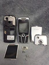 Siemens S65 Handy Gehäuse schwarz #11 C vintage phone case cover housing black