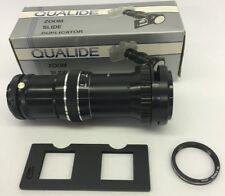 Qualide Zoom Slide Duplicator For 35mm Slides In Box