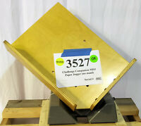 "Challenge Companion MDJ 24x17x4"" Tabletop Vibration Paper Jogger - Inv# 3527"
