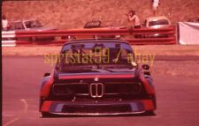 Alf Gebhardt #15 BMW 3.0 CSL @ 1978 IMSA Portland - Vtg 35mm Race Negative