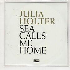(HA672) Julia Holter, Sea Calls Me Home - 2016 DJ CD