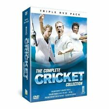 The Complete Cricket Collection 5055298037158 DVD Region 2
