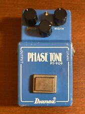 Vintage - Ibanez Phase Tone Pt-909 - Pedal made in Japan - Repair