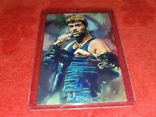 GEORGE MICHAEL SKETCH CARD #2 CARD SIGNED BY ARTIST  #`d 50/50 RARE