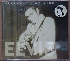 ELVIS PRESLEY 1997 Always On My Mind RARE! PROMO Single CD BRAZIL