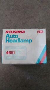 SYLVANIA 4651 HI BEAM REGULAR AUTO HEADLAMP